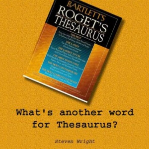 Does your writing make it seem as though you swallowed a thesaurus?